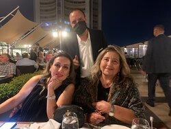 Great visit to burj alhamam restaurant in Amman ,
