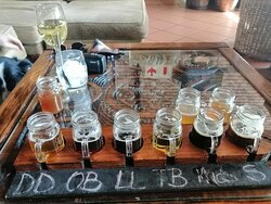 A great selection for tasting