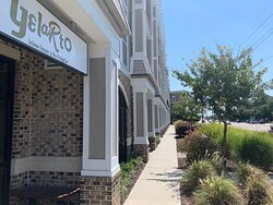 aRtisano Pizza and Gelato, Wilmington, NC.  Fantastic location near the bridge to Wrightsville Beach.  Great atmosphere inside, also offers patio tables with umbrellas.  Great food and service.