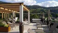 Außenbereich Hotel Klostersepp
