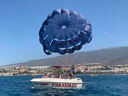 Aj Fly Parascending Tenerife