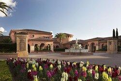 Resort Entrance Daytime