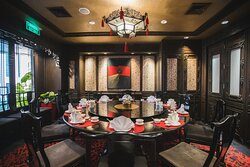 Private Room - Sui Sian Chinese restaurant