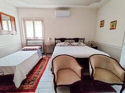 Dependance Jolanda - camera da letto (per tre persone)