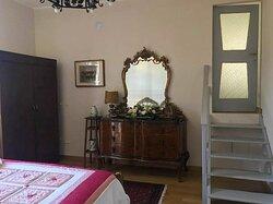 Camere comunicanti Principessa Mafalda - camera da letto