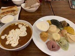 Nice food!