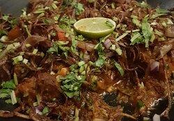 Boss Lamb Shuka Curry  A Signiture Dish of many Elaichi's Sophisticated Dishes