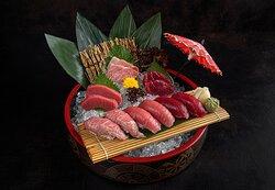 Executive Tuna Platter