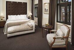 AGran Melia Fenix Onebedroom Suite Bedroom A