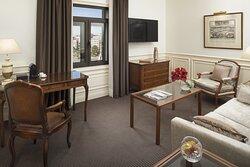 BGran Melia Fenix Onebedroom Suite Living Room A