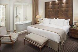 DGran Melia Fenix One Bedroom Suite Bedroom B