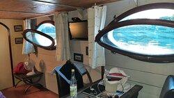 La chambre du capitaine 👩🏽✈️
