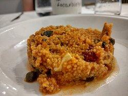Cous cous alla siciliana