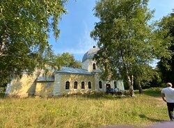Церковь Иконы Божией Матери Знамение в Знаменском-Райке