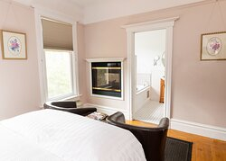 Garden View Room with Soaking Tub for Two