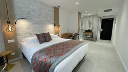 Chambre Cosy Confidentiel hôtel