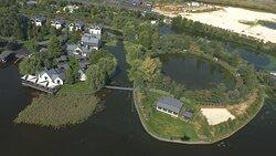 Selfish Club Helicopter Tour - Fishing Pool
