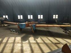 NAU Aviation Training Hangar - ANT-7