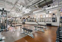 Level Seymour - Gym
