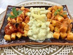 Casa aconchegante com pratos simples, deliciosos e de qualidade !