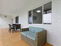 King Two Bedroom Apartment Balcony