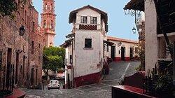 Downtawn Taxco