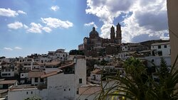 Taxco the silver town