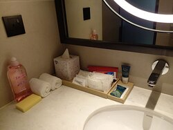 Good quarantine hotel