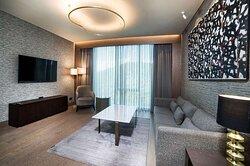 Suite - sitting area