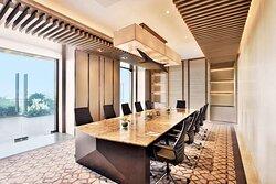 Emerald Boardroom