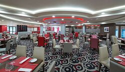 Chuma Grill Restaurant Table Overview