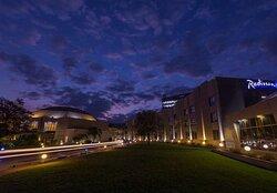 Exterior Hotel View Night