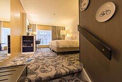 Standard room golden age