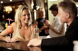 Bar guests