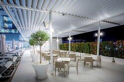 Aqua Blu Pool Bar Lounge