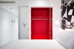 Studio Room Closets