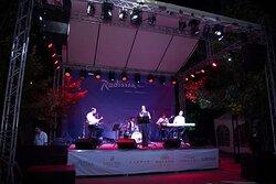 Radisson BLU Yerevan Grand Opening Band