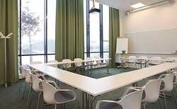 Meeting Room Hollow Square Style