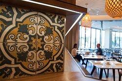 Azul Restaurant Decoration