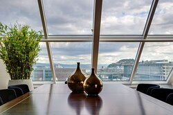 Meeting room - City view