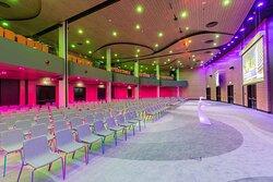 Ballroom 'Pearl' - colored lighting