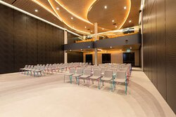 Ballroom Pearl 2 with theater seating