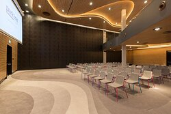 Ballroom Pearl 3 with theater seating