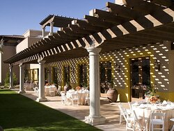 Alhambra Terrace Reception