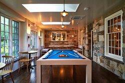Sun Room Pool Table
