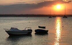 Sunsets at Mawimbi