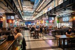 Food Hall Main Hall - Centrala Bar