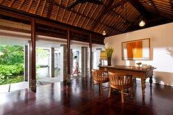 COMO Shambhala Retreat - Lounge Area
