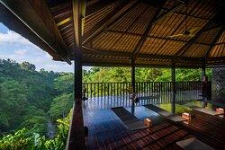 COMO Uma Ubud - Yoga Pavilion