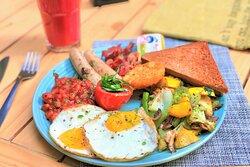 Full Monty Breakfast